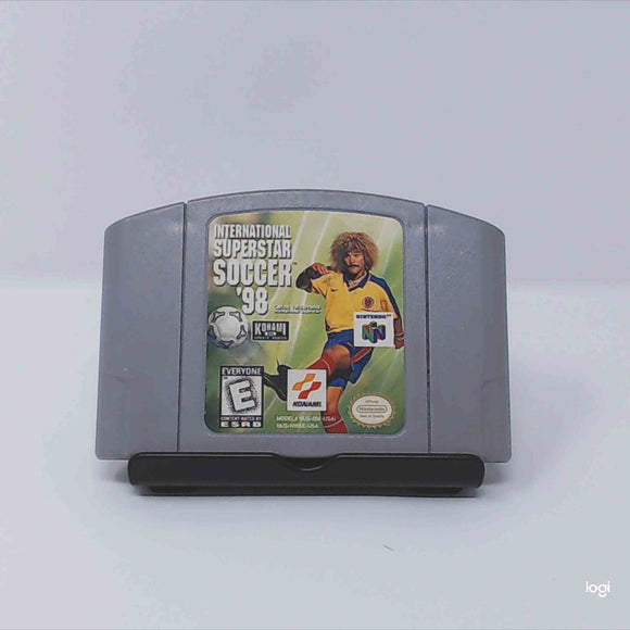 International Superstar Soccer 98 (Nintendo 64)