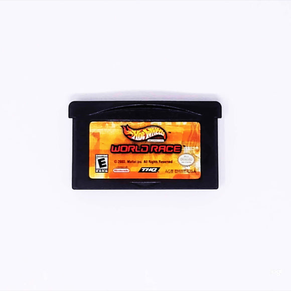 Hot Wheels World Race (Game Boy Advance / GBA)