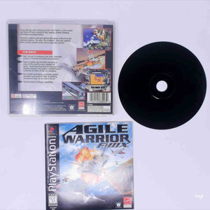 Agile Warrior F-111X (Playstation)