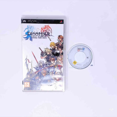 Dissidia Final Fantasy (PAL Import) (Playstation Portable / PSP)