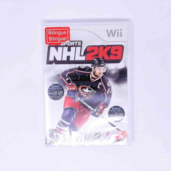 NHL 2K9 (Neuf / New) (Wii)