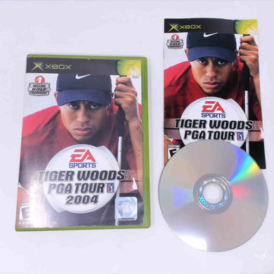 Tiger Woods 2004 (Xbox)