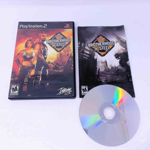 Fallout Brotherhood of Steel  (Playstation 2 / PS2)