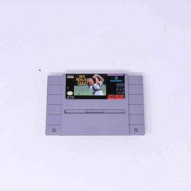 Jack Nicklaus Golf  (Super Nintendo SNES)