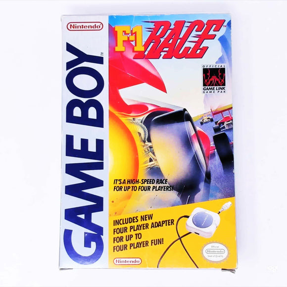 F1 Race (Game Boy)