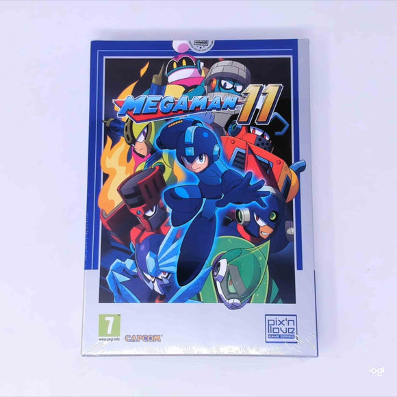 Megaman 11 Pix N Love Limited Collectors Edition (Neuf / New) (Xbox One)