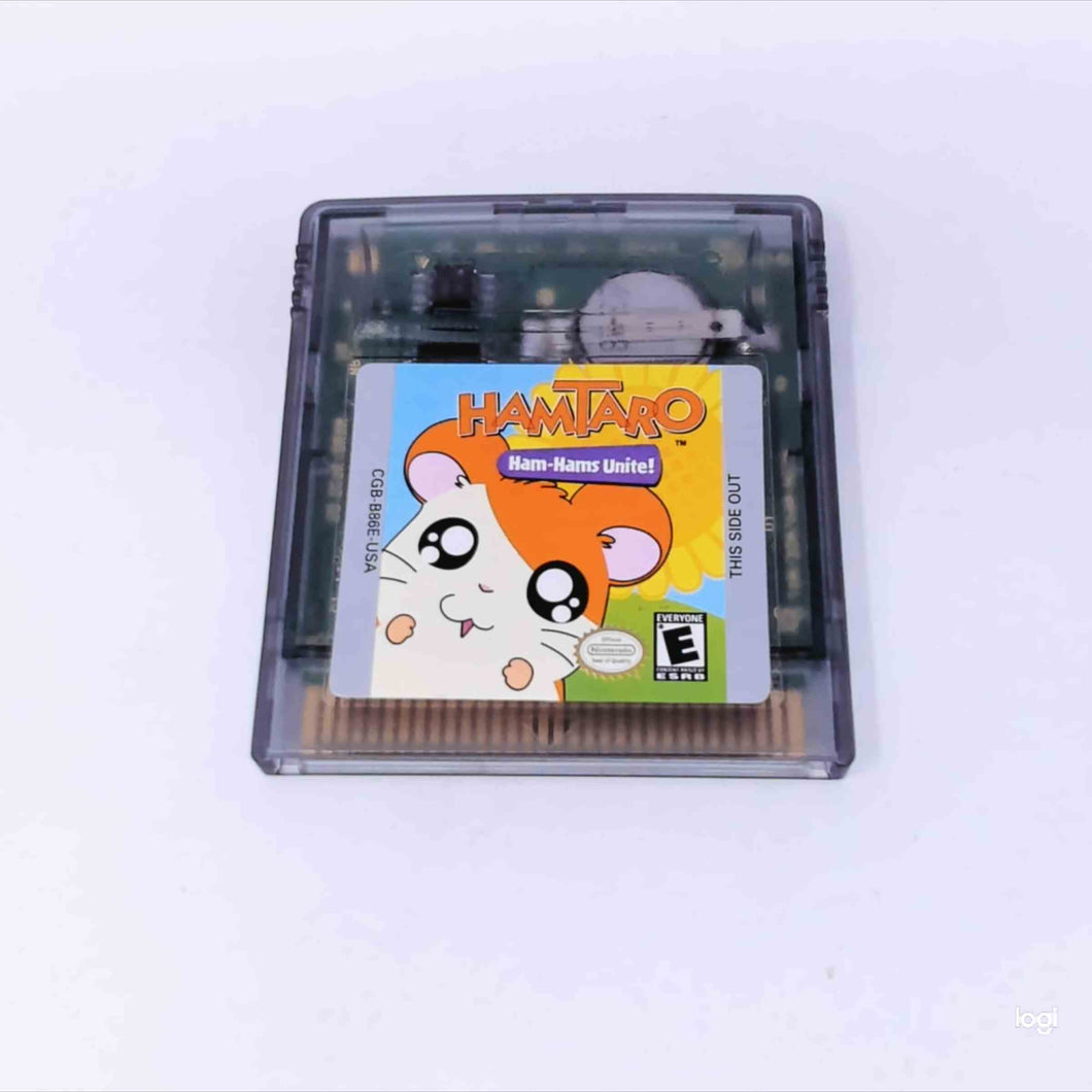 amtaro Ham-Hams Unite! (Game Boy Color)
