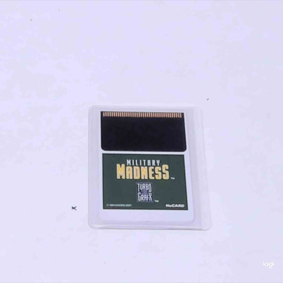 Military Madness (Turbografx-16)
