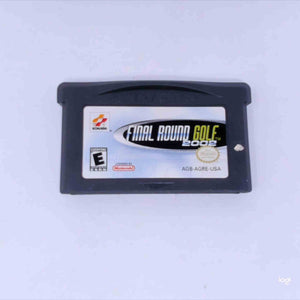 Final Round Golf 2002 (Game Boy Advance)