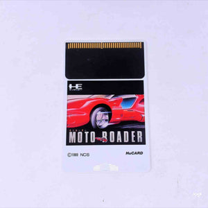 Moto Roader (Import) (PC-Engine)