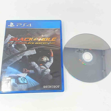 Black Hole Complete Edition (Playstation 4 / PS4)