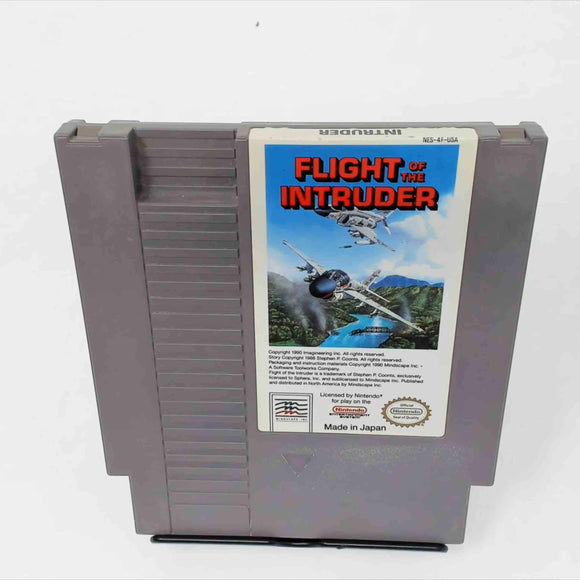Flight of the Intruder (Nintendo NES)
