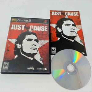 Just Cause (Playstation 2 / PS2)