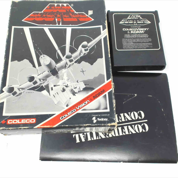 Dam Busters (condition -)(Colecovision)