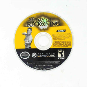 WWE Day of Reckoning (Gamecube)