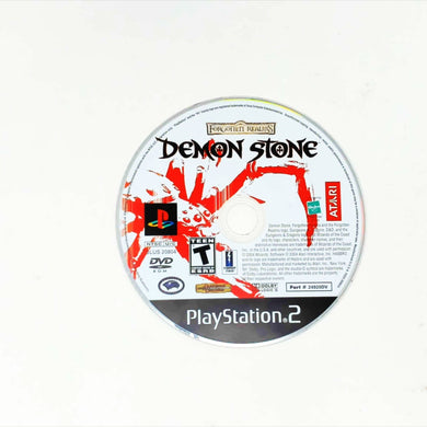 Demon Stone (Playstation 2 / PS2)