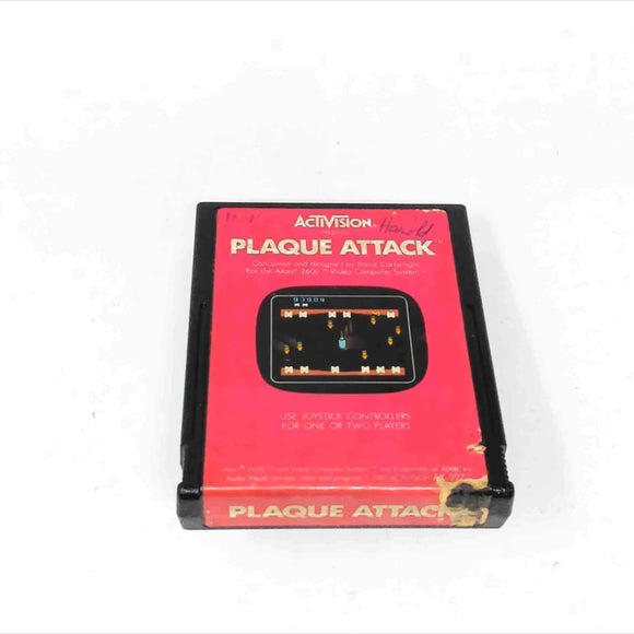 Plaque Attack (condition-)(Atari 2600)
