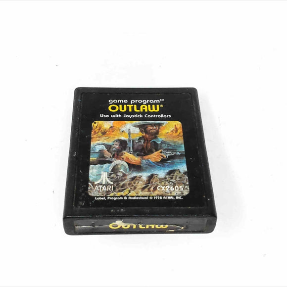 Outlaw (condition-) (Atari 2600)