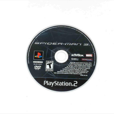 Spiderman 3 (Playstation 2 / PS2)