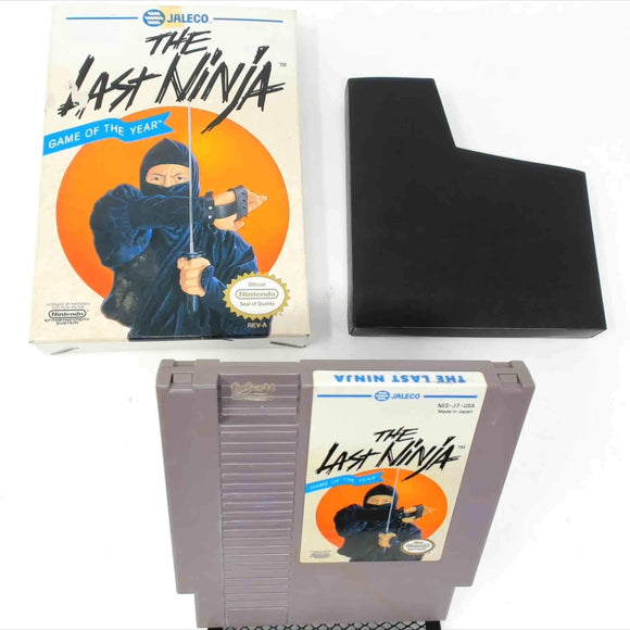 The Last Ninja (Nintendo / NES)