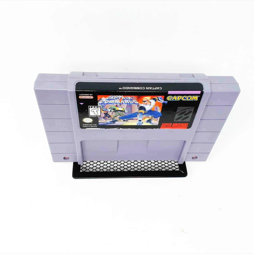 Captain Commando (Super Nintendo / SNES)