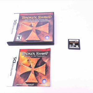 Broken Sword The Shadow of the Templars (Nintendo DS)