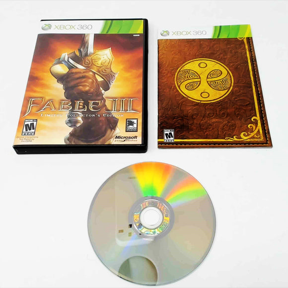 Fable III Collector's Edition (Xbox 360)