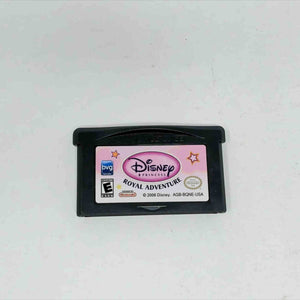 Disney Princess Royal Adventure  (Game Boy Advance)