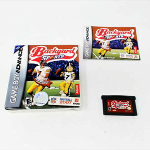 Backyard Football 2007 (Game Boy Advance / GBA)
