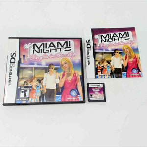 Miami Nights Singles in the City (Nintendo DS)
