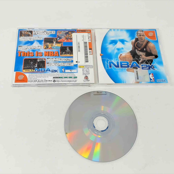 NBA 2K (Import) (Dreamcast)