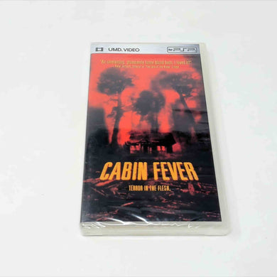 Cabin Fever (UMD Video) (Playstation Portable / PSP)