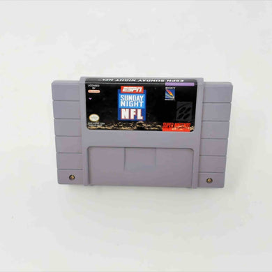 ESPN Sunday Night NFL (Super Nintendo SNES)
