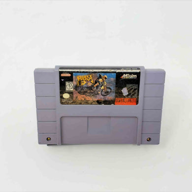 Dirt Trax FX (Super Nintendo SNES)