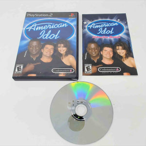 American Idol (Playstation 2 / PS2)