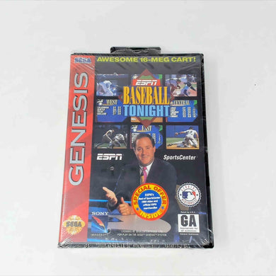 ESPN Baseball Tonight (Sealed) (Genesis)