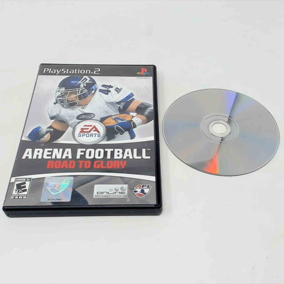 Arena Football Road to Glory (Playstation 2 / PS2)