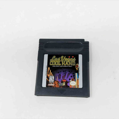 Las Vegas Cool Hand (Game Boy Color)