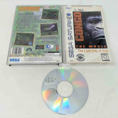 Congo the Movie (Saturn)