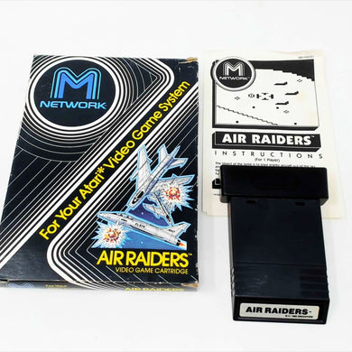 Air Raiders (Atari 2600)