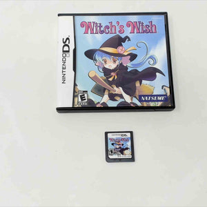 Witch's Wish (Nintendo DS)