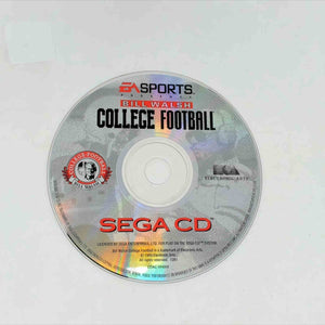 Bill Walsh College Football (Sega CD)