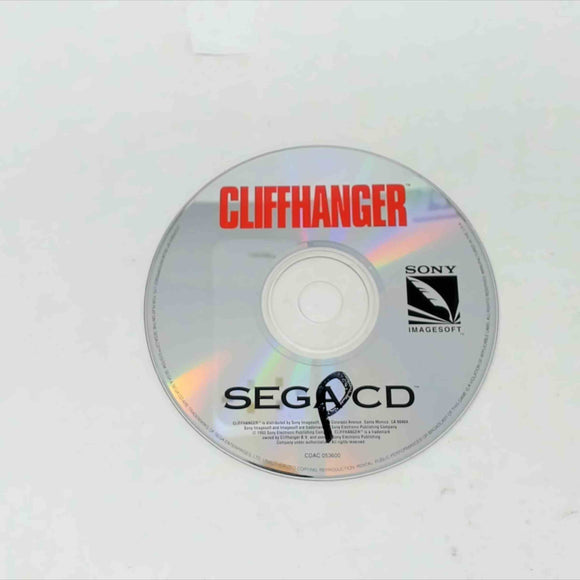 Cliffhanger (Sega CD)