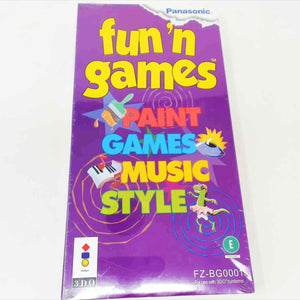 Fun 'N Games (3DO)