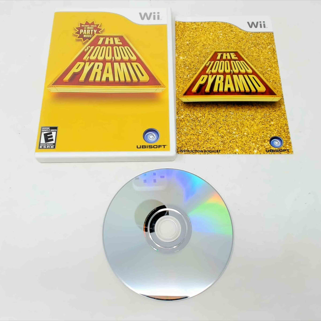 The $1,000,000 Pyramid (Wii)