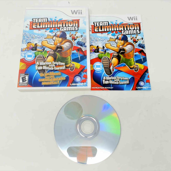 Team Elimination Games (Wii)