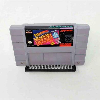 Exertainment Mountain Bike Rally (Super Nintendo SNES)