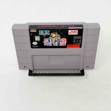 Big Sky Trooper (Super Nintendo SNES)