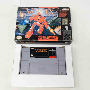 Vortex (Super Nintendo SNES)