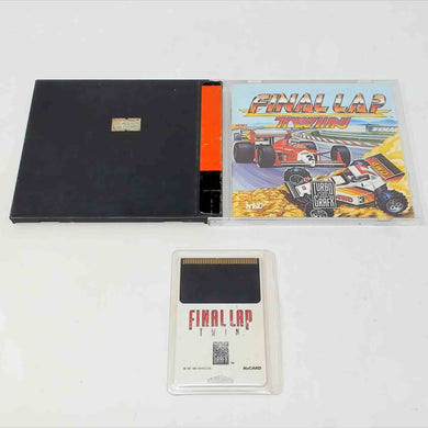 Final Lap Twin (Turbografx-16)